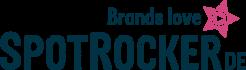 SPOTROCKER BRANDS | Hochkarätiges Werbespot-Crowdsourcing | Außergewöhnliches Video-Marketing durch die Crowd Logo
